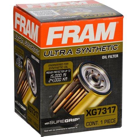 Fram Ultra Synthetic Oil Filter  Xg7317