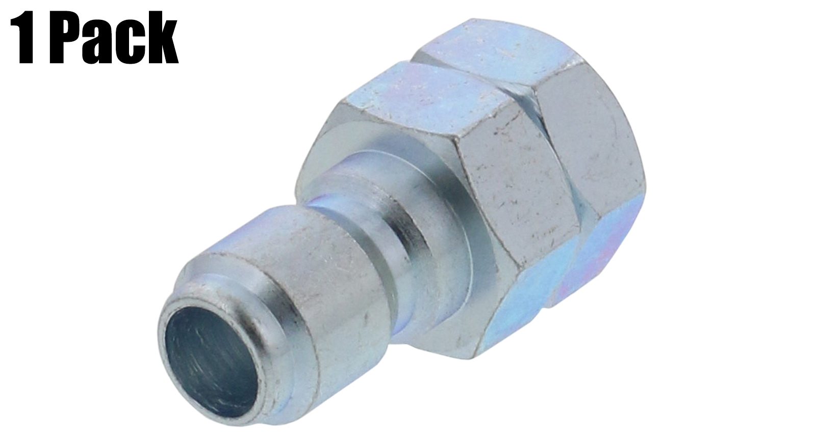 """General Pump Pressure Washer 3 8"""" Female NPT-F Quick Connect Plug 4000 PSI by General Pump"""