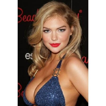 27Inx40in Kate Upton Poster Giclee Print