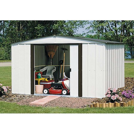 arrow newburgh shed 10 x 8