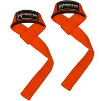 Neoprene-Padded Lifting Straps (Pair)