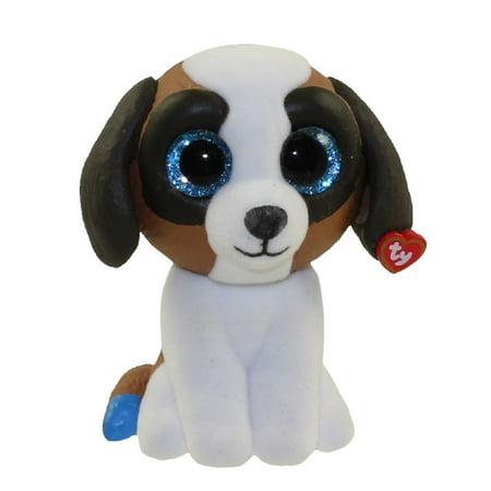 TY Beanie Boos - Mini Boo Figures - DUKE the St. Bernard Dog (2 inch) (Daisy Duke Mini)