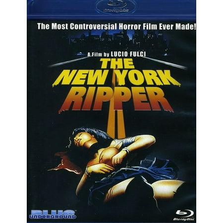 The New York Ripper (Blu-ray)
