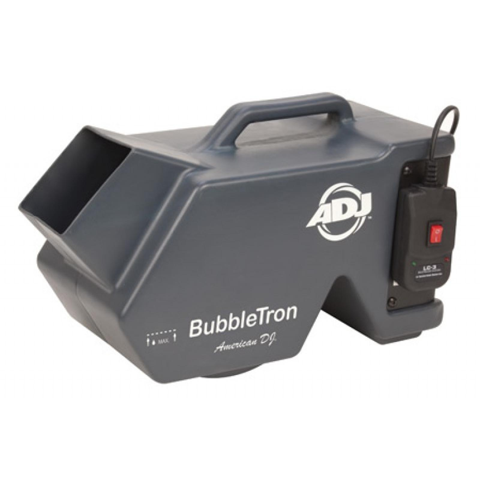 American DJ Professional Portable Automatic Party Bubble Machine with Remote