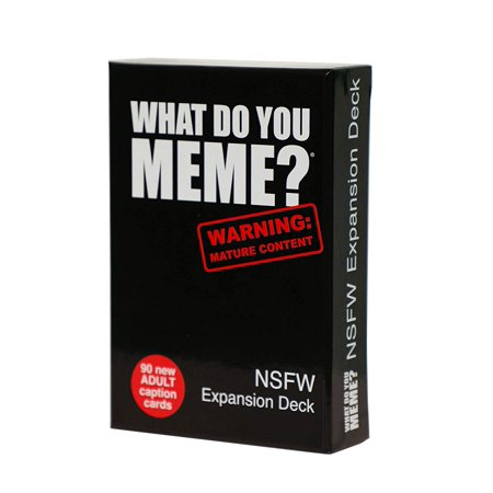 What Do You Meme? NSFW Expansion Pack United Offensive Expansion Pack