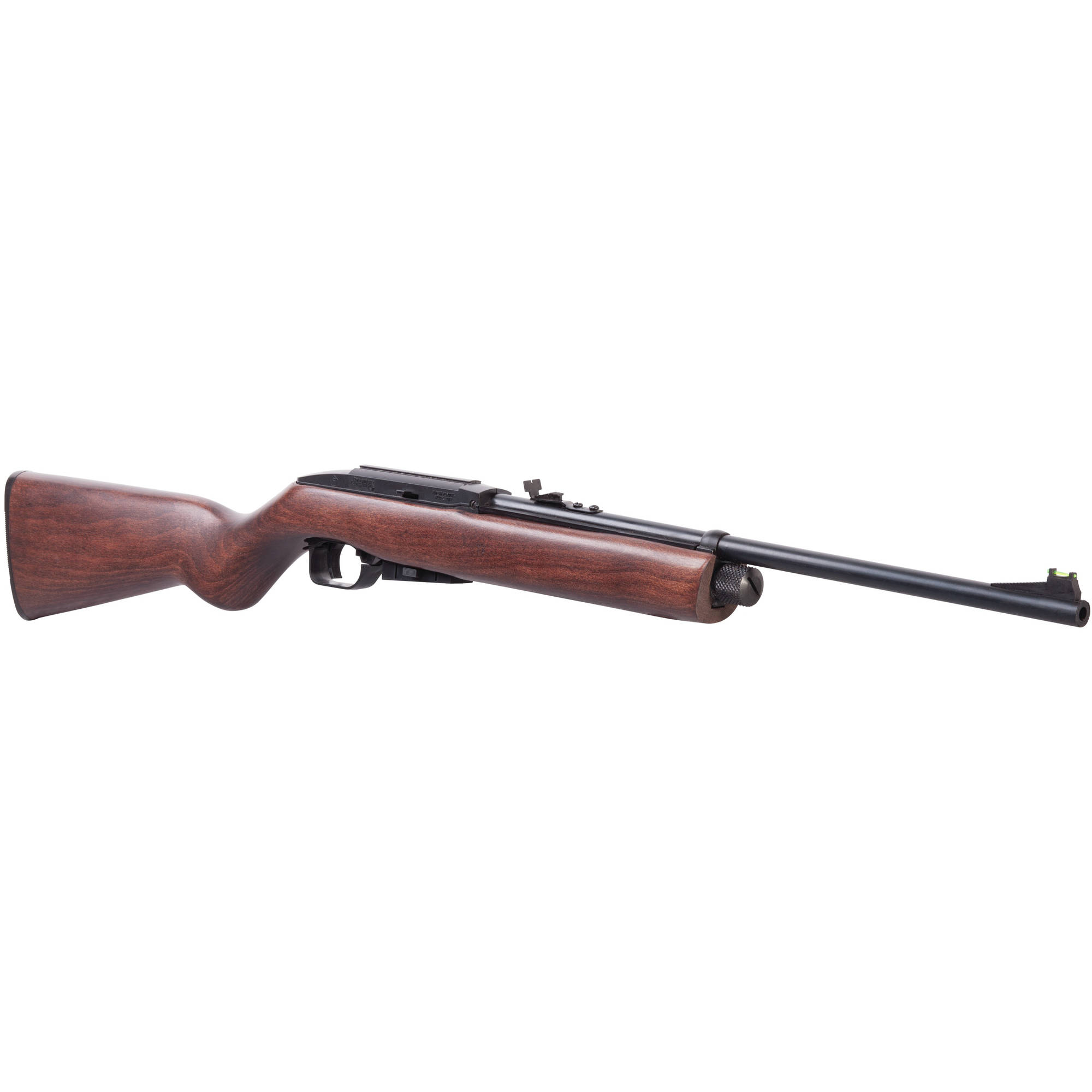 Crosman 1077 RepeatAir .177 Caliber CO2 Semi-Auto Air Rifle- Wood stock by Crosman