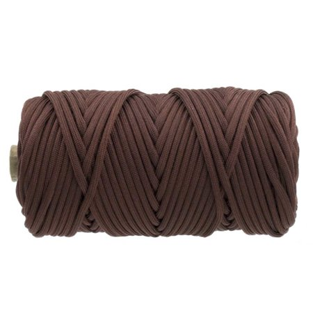 - GOLBERG 750lb Paracord / Parachute Cord - US Military Grade - Authentic Mil-Spec Type IV 750 lb Tensile Strength Strong Paracord - Mil-C-5040-H - 100% Nylon - Made in USA