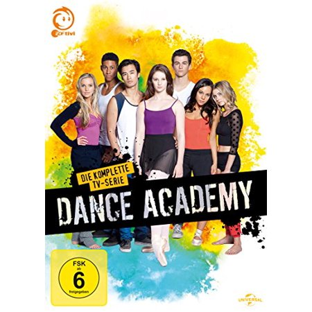 - Dance Academy - Complete Series - 13-DVD Box Set [ NON-USA FORMAT, PAL, Reg.2 Import - Germany ]