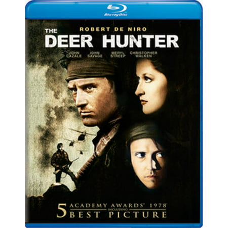 Deer Hunter (1978) (Blu-ray)](1978 Halloween Movie Town)