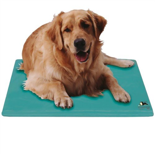 Canine Cooler Cooling Pet Bed and Cool Relief Therapy Pad...