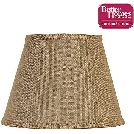 Better Homes and Gardens Accent Lamp Shade, Burlap ()