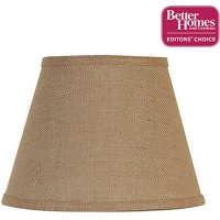 Better Homes and Gardens Accent Lamp Shade, Burlap