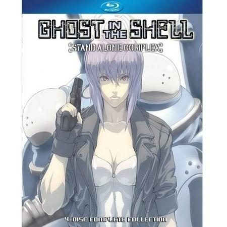 Ghost In The Shell: Stand Alone Complex (Blu-ray)