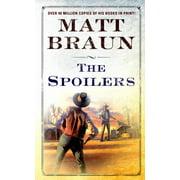 The Spoilers : A Luke Starbuck Novel