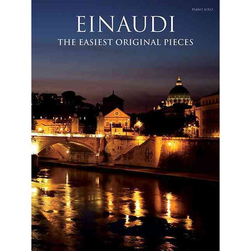 Einaudi: The Easiest Original Pieces: Piano Solo