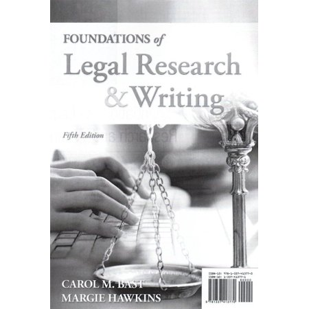 Foundations of Legal Research and Writing, Loose-Leaf
