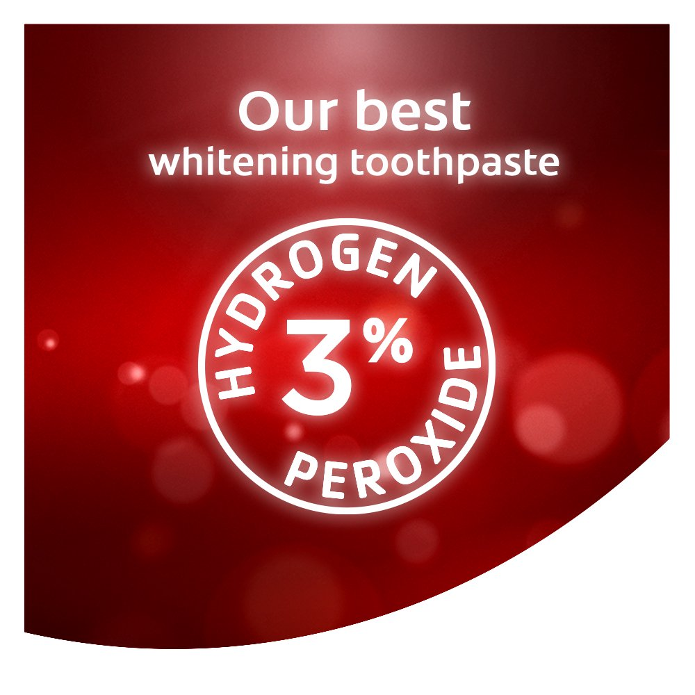 Colgate Optic White Renewal Teeth Whitening Toothpaste High