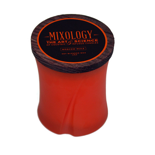 Acadian Candle Mixology Cocktail Infused Moscow Mule Jar Candle