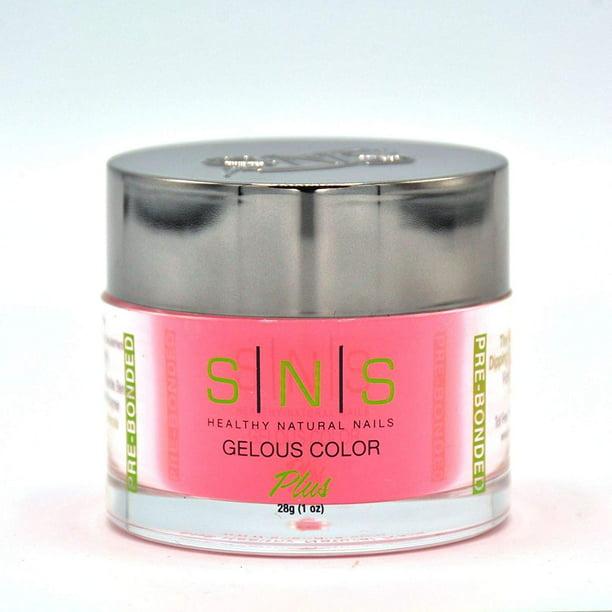 SNS Nails - Gelous Color Dipping Powder C'est La Vie ...