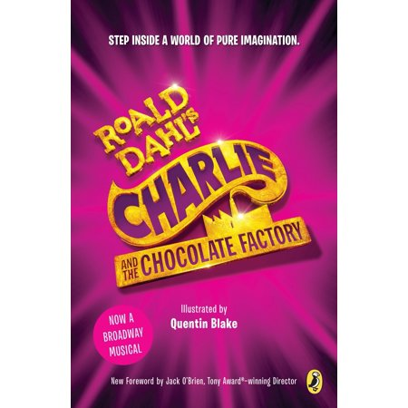 Charlie and the Chocolate Factory : Broadway (Charlie And The Chocolate Factory Broadway Length)