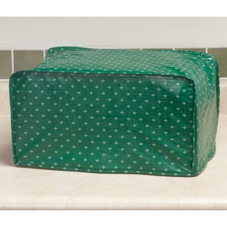 Toaster Cover Patterns - Original Vinyl Appliance Cover Toaster Oven