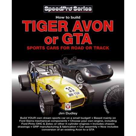 How to build Tiger Avon or GTA sports cars for road or track - eBook - Gta Halloween Update Cars