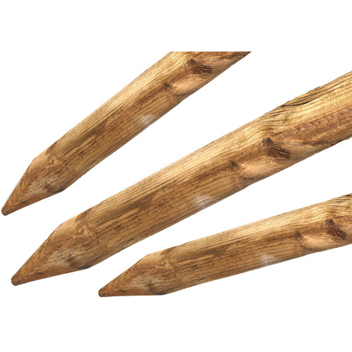 Bond Manufacturing Company Lodge Pole Stakes, 10', 6pc