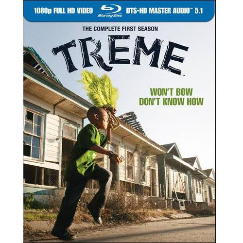 Treme: The Complete First Season (Blu-ray)