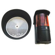 BFT KIRPOLAPHOT001 Photocell,includes Reflector and Hood