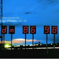 Depeche Mode : Singles 86-98 (CD)