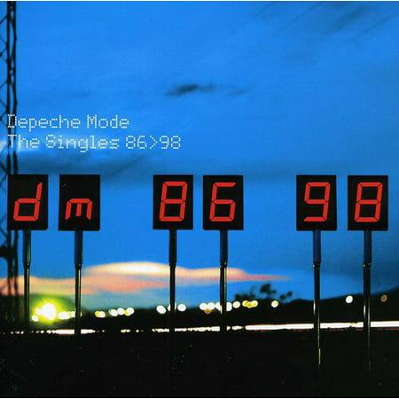 Depeche Mode   Singles 86 98