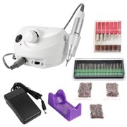 30000r Electric Nail Polish Removing Tools Drill Machine Nail-art Equipment Manicure Product Professional Nails Polisher Kits Nails Salon Tools JMD-202