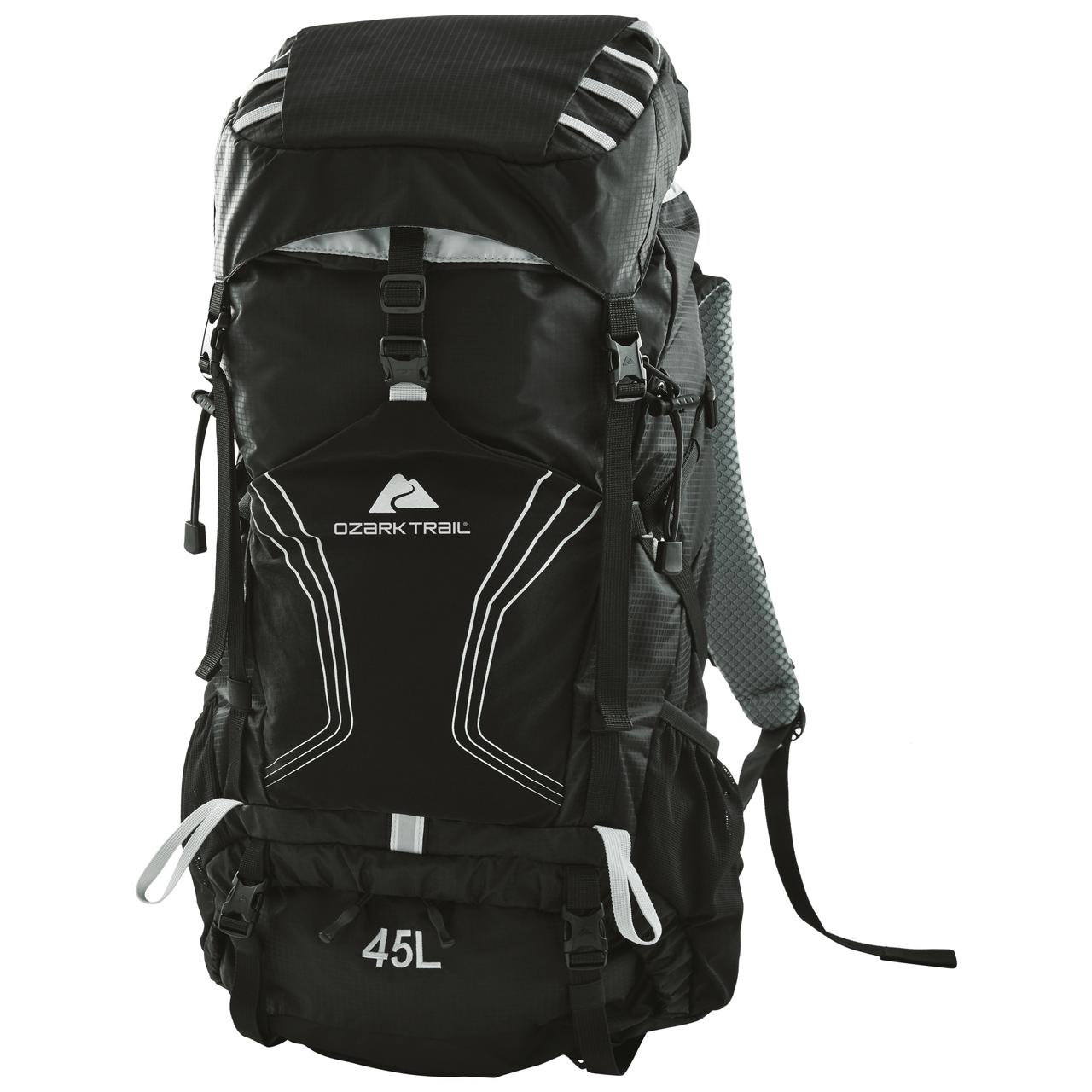 Ozark Trail 45L Monteplier Hydration-Compatible Ad-Pack