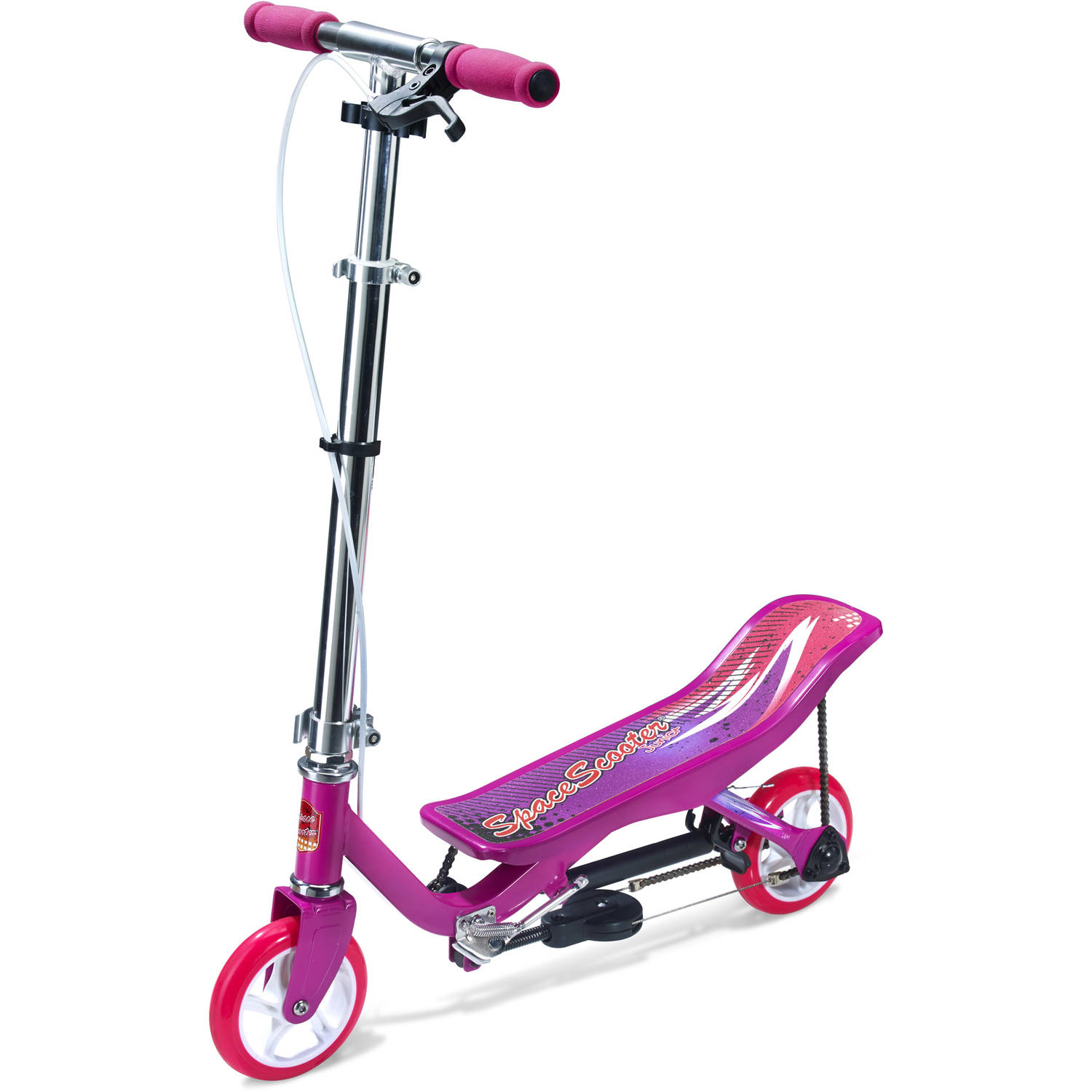 Space Scooter X360, Junior, Pink