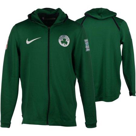 Greg Monroe Boston Celtics Player-Worn #55 Green Hoodie from the 2017-18 NBA Season - Size XXLT - Fanatics Authentic Certified