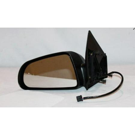 NEW LH DOOR MIRROR FITS DODGE 04-07 DURANGO POWER W/O HEAT CH1320229 55077503AK Dodge Durango Mirror Lh Driver