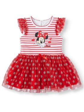 0dd76fc46ce Product Image Minnie Mouse Tutu Bodysuit (Baby Girl)