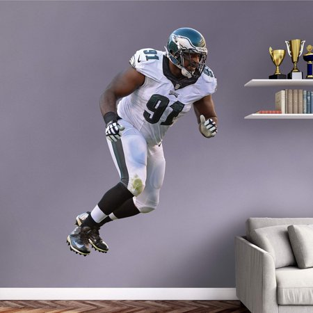 Fathead NFL Philadelphia Eagles Fletcher Cox Wall Decal