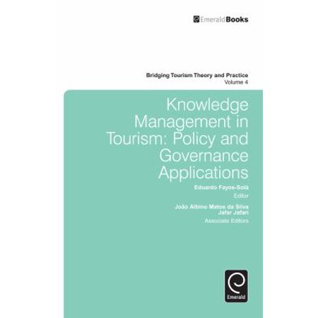 Knowledge Management In Tourism Policy