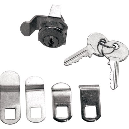Prime Line Products S4140 Mailbox Lock Set (Meadows Design Lock Set)