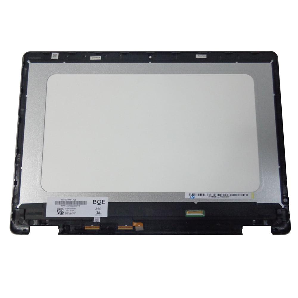 "Acer Aspire R5-571T R5-571TG Lcd Touch Screen Digitizer & Bezel 15.6"" FHD 6M.GCCN5.001."