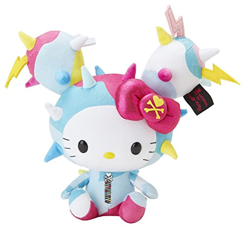 "Tokidoki x Hello Kitty Pastel Collection Plush Toy 11"" Limited Edition"