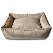 Luca For Dogs Easy-Wash Cover Lounge Donut Dog Bed