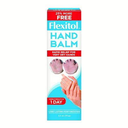 Flexitol Hand Balm 25% Bonus Pack, 2.5 Oz