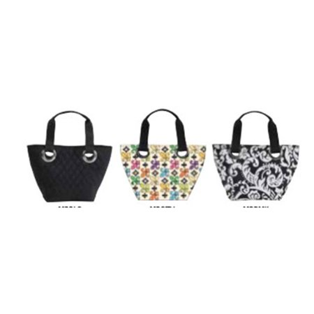 Joann Marie Designs (Joann Marie Designs MBBLQ Mini Bag - Black Quilted Pack of 2 )