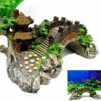 Fish Tank Aquarium Decoration Accessories Walmart Com