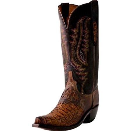 e5aab239025 Lucchese Bootmaker Women's M562 S5 Toe Cowboy Boot