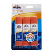 Elmer's All-Purpose Glue Sticks, 0.77 oz, 3 Count