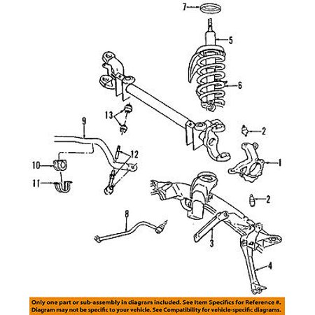 Miraculous Dodge Chrysler Oem 96 00 Ram 3500 Front Suspension Track Bar Wiring Cloud Hisonuggs Outletorg