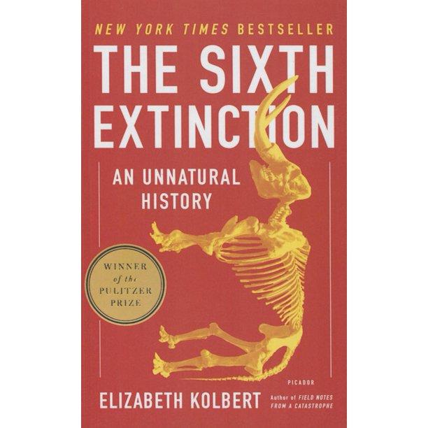 The 6th Extinction (Hardcover) - Walmart.com - Walmart.com